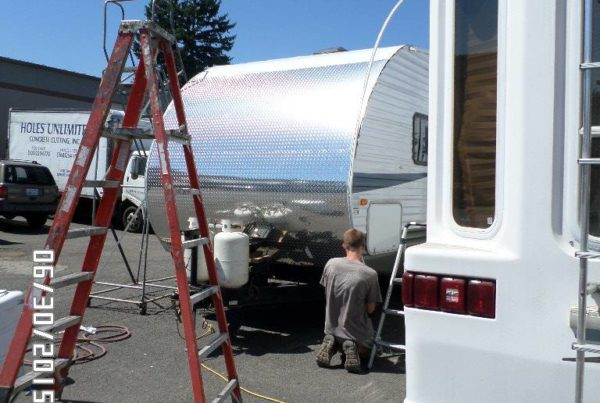 dry rot repair travel trailer vancouver wa