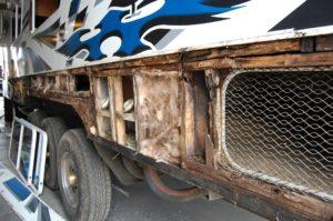 rv dry rot repair vancouver wa before